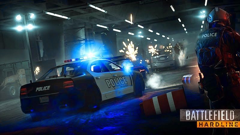 Battlefield Hardline Digital Deluxe Edition PC Game Free Download