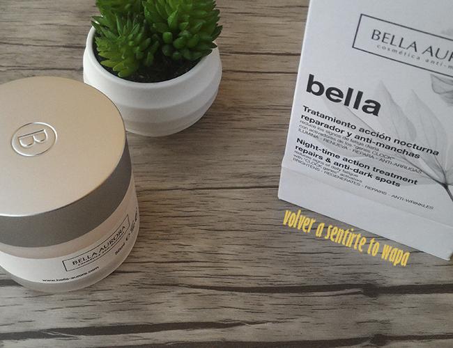 Tratamiento Antimanchas de BELLA AURORA