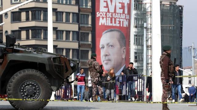 Η Τουρκία σε σταυροδρόμι