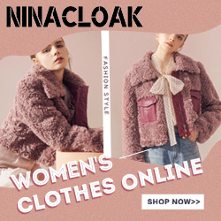 Ninacloak Cheap Women's Clothes