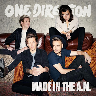 One Direction – Made in the A.M. Deluxe (2015)