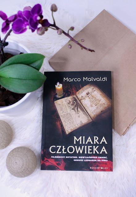 """""""Miara człowieka"""" Marco Malvaldi"""