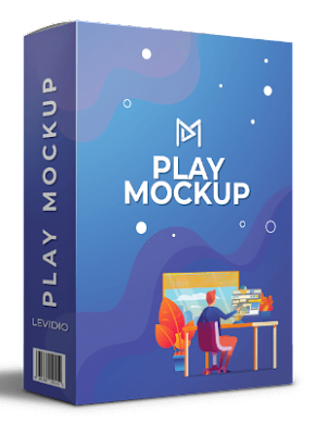 Download Levidio Play Mockup