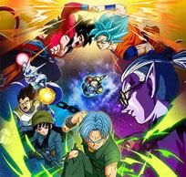 الحلقة 20 من انمي Dragon Ball Heroes مترجم