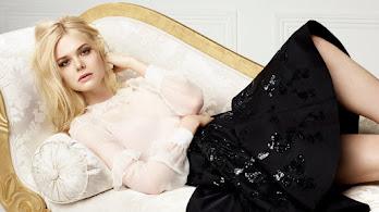 Elle Fanning, Blonde, Beautiful, Photoshoot, 4K, #4.876