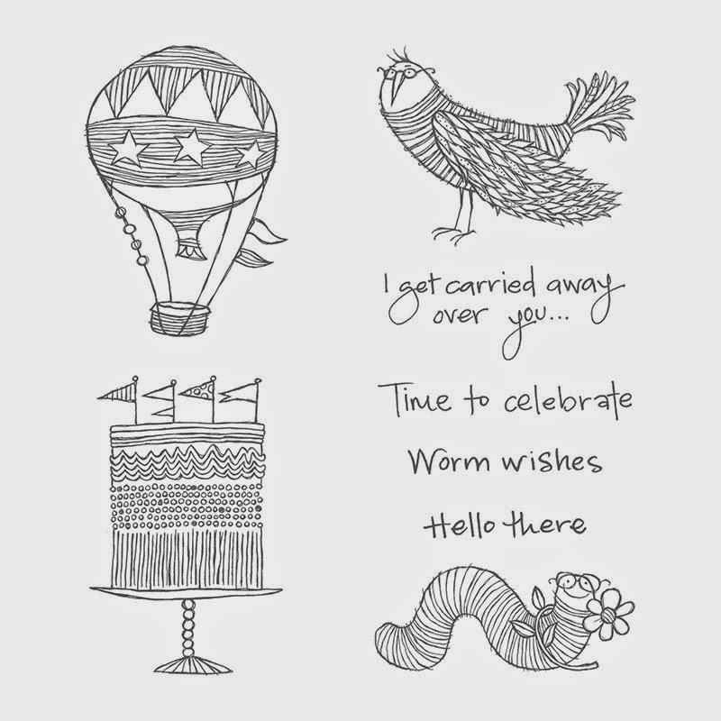 Stylin' Stampin' INKspiration: Friday Favorites