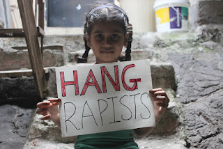 Cover Photo: HANG RAPISTS!
