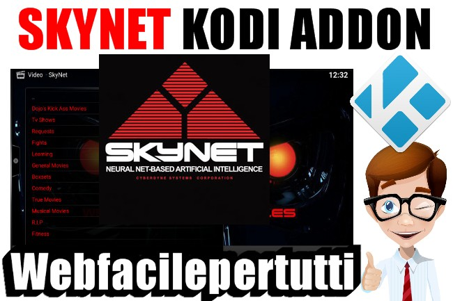 Skynet Kodi | Cinema, Film, Documentari, Musica e Sport In Lingua Inglese