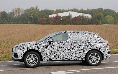 Nouveau 2020 Audi Q3 Prix, Date de sortie