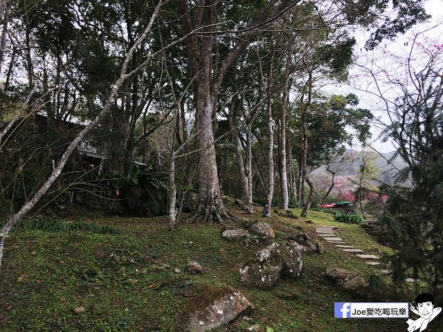 IMG 2480 - 【新竹旅遊】六號花園 景觀餐廳 | 隱藏在新竹尖石鄉的森林秘境,在歐風建築裡的別墅享受芬多精下午茶~