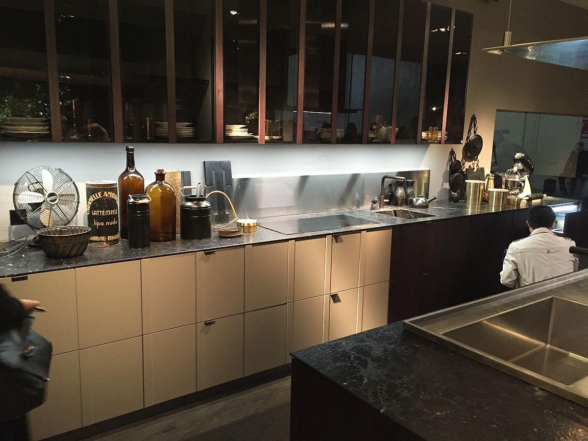 design do mobiliário para cozinha assim como todos os móveis  #8A6D41 1200 900