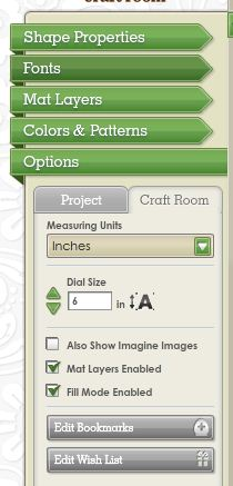 Cricut CraftRoom Blog: Copying objects to a new layer (for