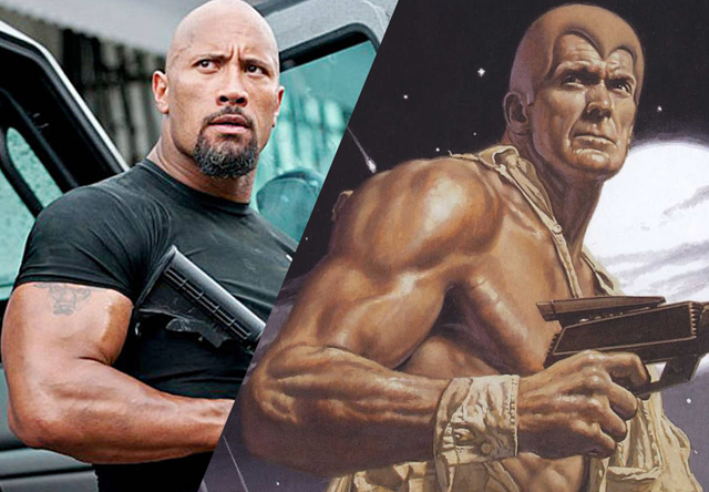 Confirmado: Dwayne Johnson será Doc Savage