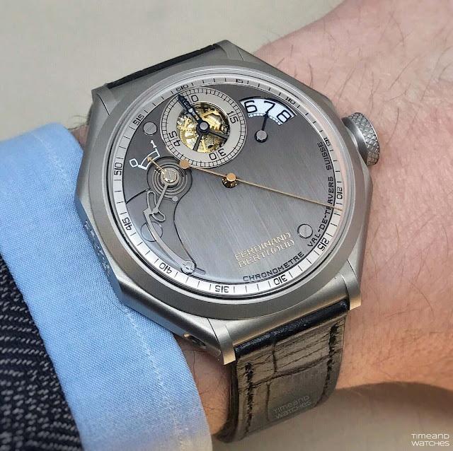 Ferdinand Berthoud Chronometre FB 1R.6-1