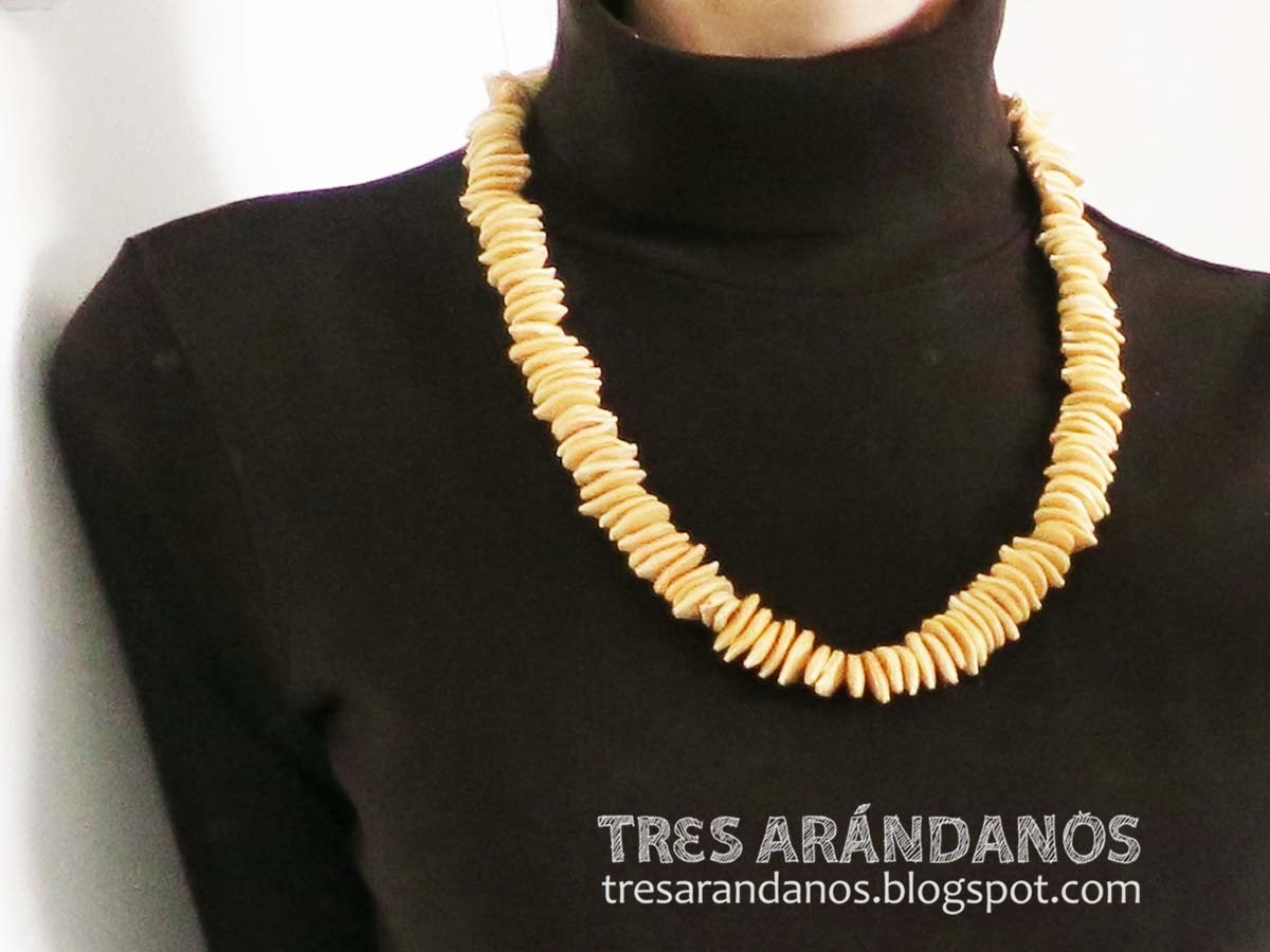 COLLAR SUPER FACIL Y RAPIDO DIY