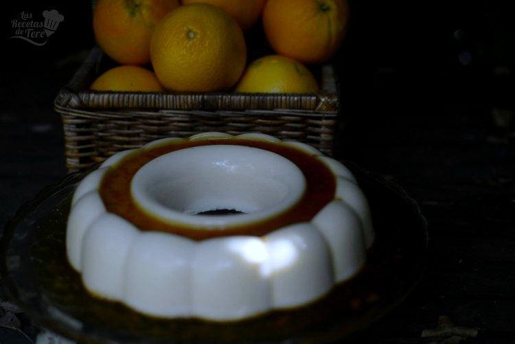 Bavarois de naranja 03