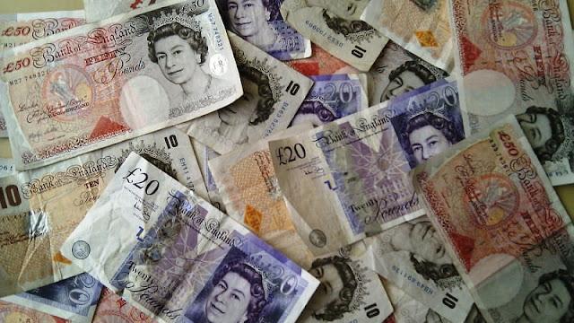 mata uang poundsterling