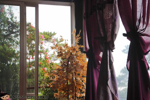 Secret Garden Interior in Baguio