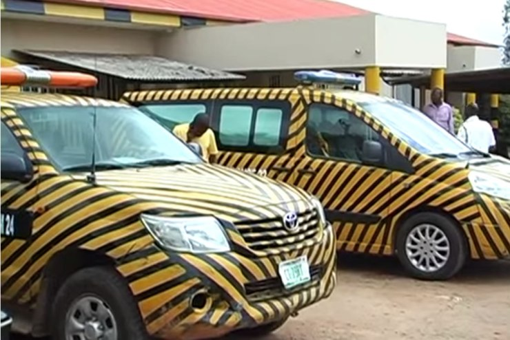 Duties and Functions of LASTMA, VIO and FRSC Officers