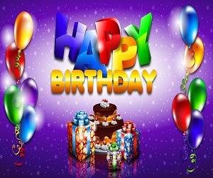 Birthday SMS