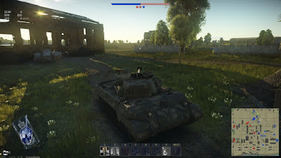 War Thunder Gameplay
