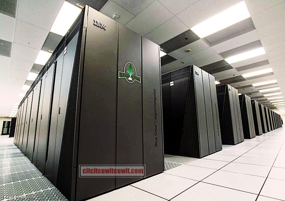 Super komputer tercepat dan tercanggih di dunia saat ini ibm sequoia