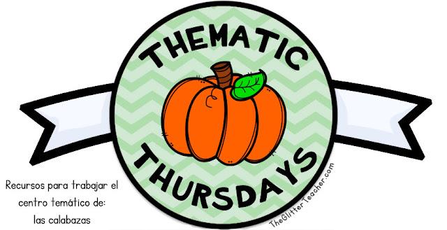 Thematic Thursdays: Calabazas