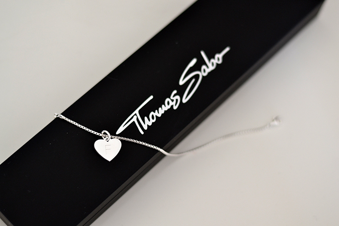 bracciale cuore Thomas sabo