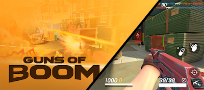 Guns of Boom Apk + Mod unlimited money latest version for Android
