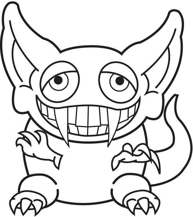 green goblin coloring pages - photo#17