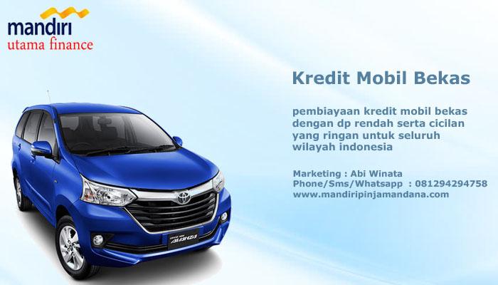 Kredit Mobil Bekas