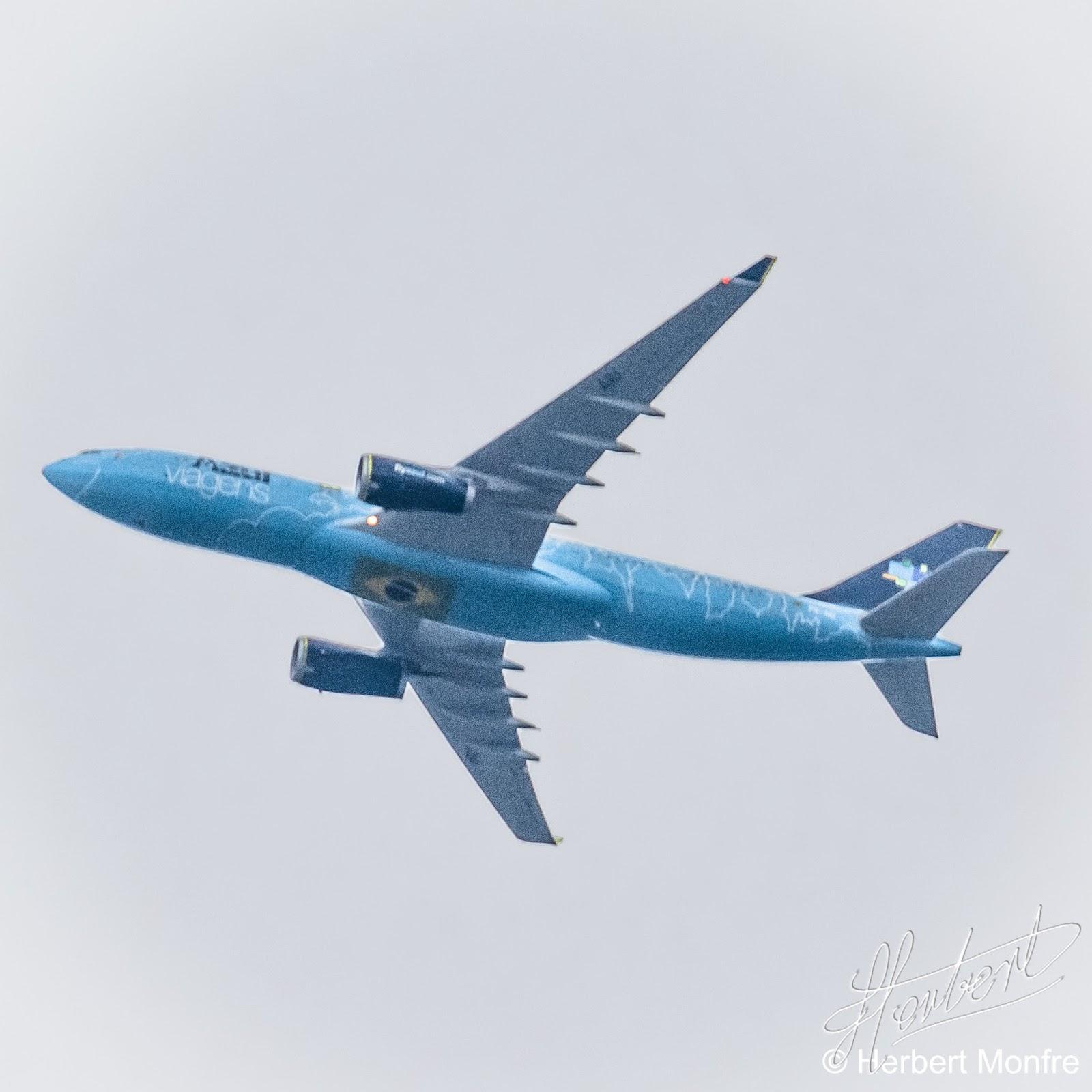 Azul ampliará operações entre Recife e Orlando na alta temporada