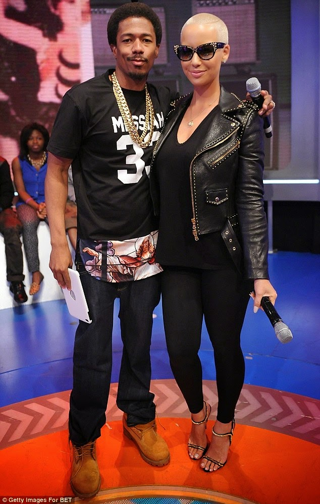 Amber Rose & Nick Cannon Stir up Dating Rumors Again (UPDATE)