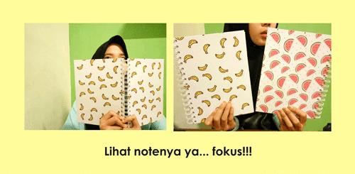catatan harian (notebook)