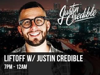 Liftoff w/Justin Credible