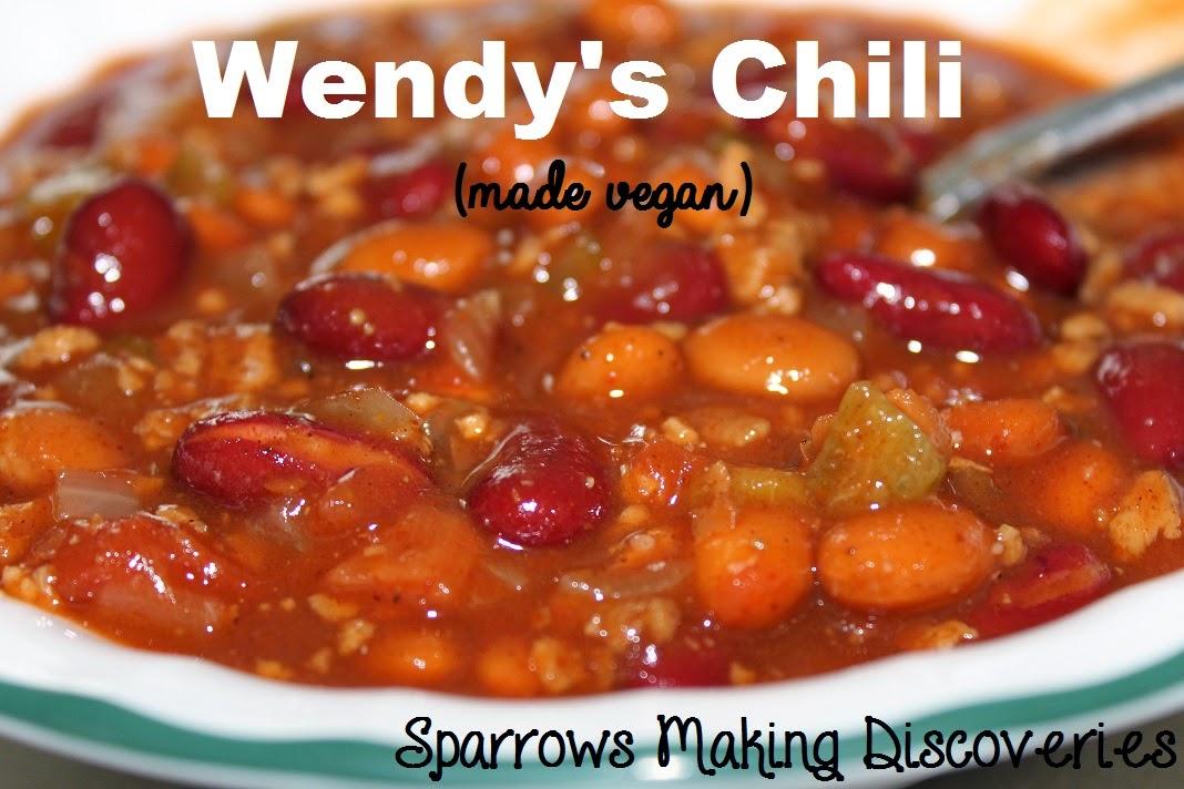 http://www.sparrowsathome.com/2014/09/wendys-chili-for-vegans.html