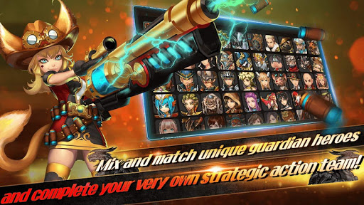 Download Guardian Soul Mod v1.1.6 Apk+Data for Android Terbaru