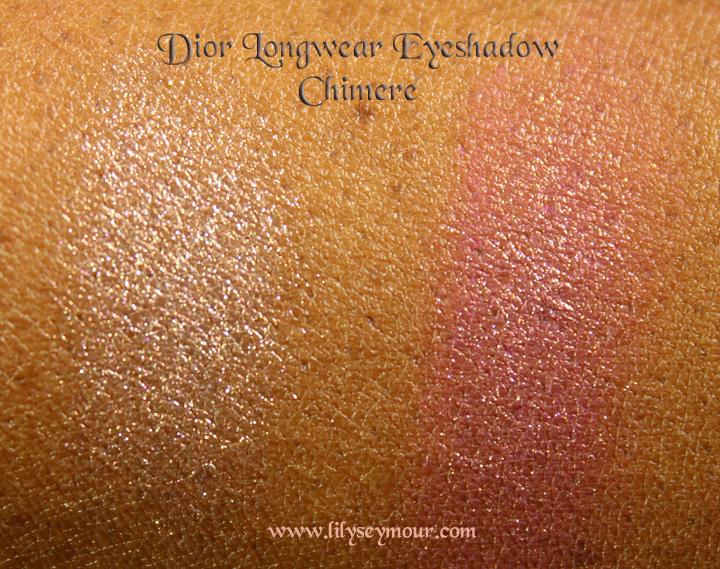 Dior Longwear Eyeshadow Chimere