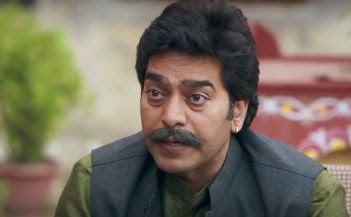 Ashutosh Rana as Chaudhary in Shorgul