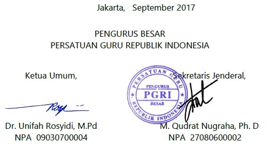 Pengurus Besar PGRI