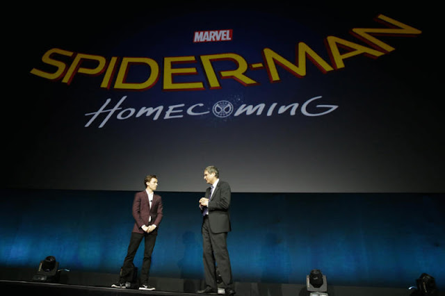 Spider-Man: Homecoming (2017) Full Movie Free Download