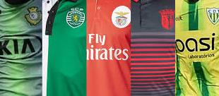 Kits PES 2018 Liga NOS
