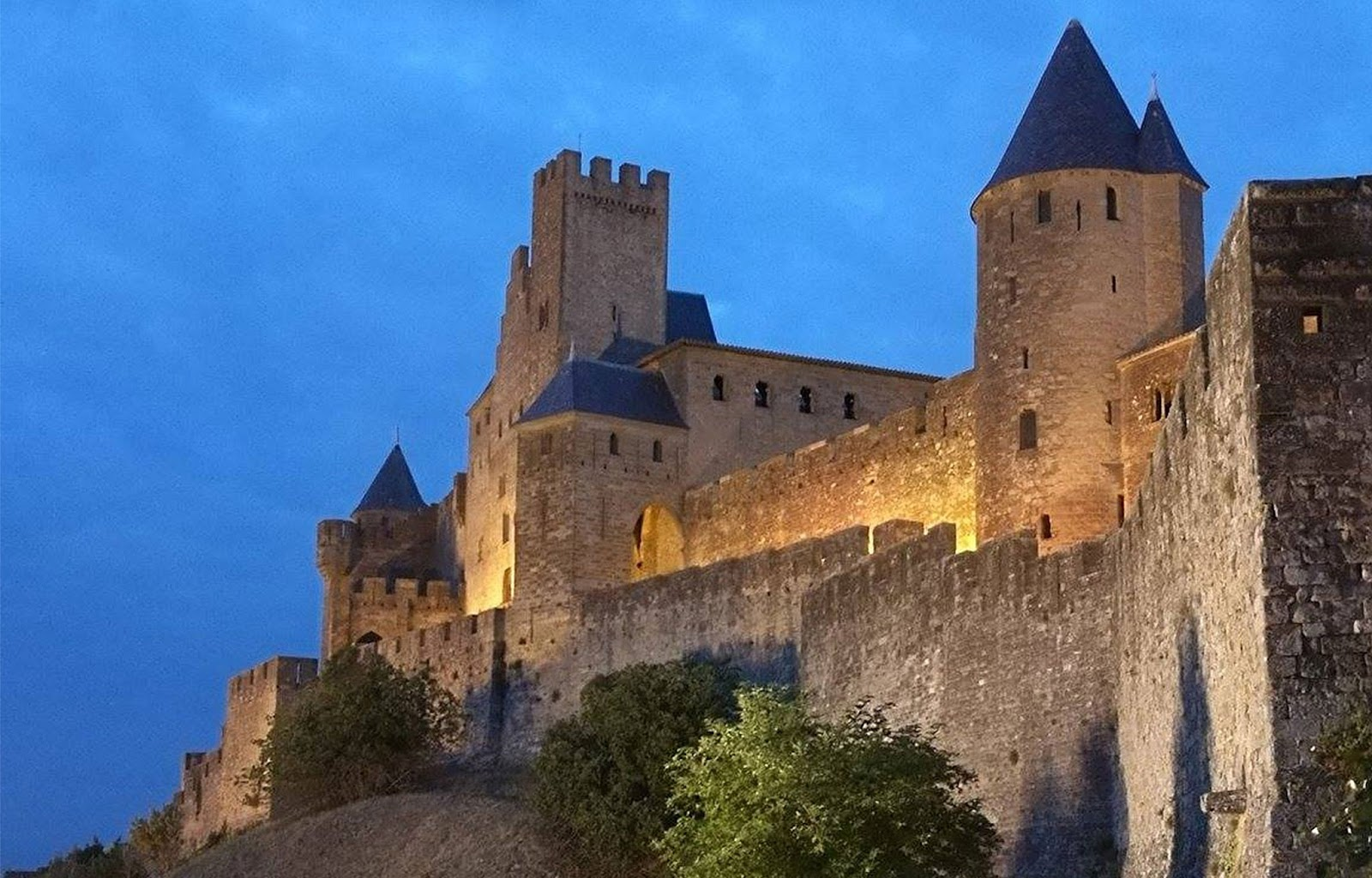 Cité Carcassonne - Aude - France
