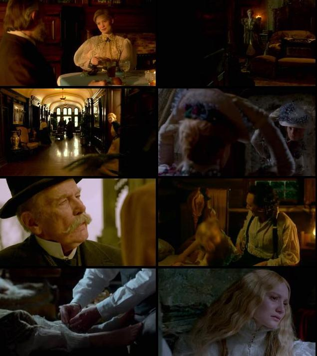 Crimson Peak 2015 Dual Audio Hindi 720p BluRay