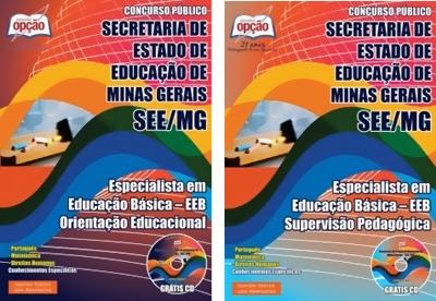 Apostila Concurso SEE-MG 2018 Especialista em Educação Básica - EEB