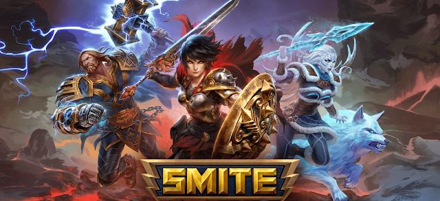 SMITE anuncia el  juego cruzado con su  6º temporada