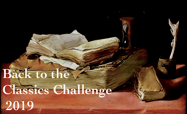 Back to the Classics 2019 reading challenge