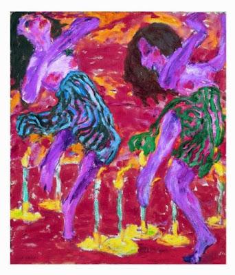 Baile erotico de las chicas bala en seb 2017 - 3 3
