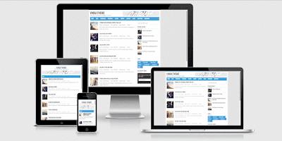 download template premium vikka fast arlina design