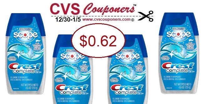 http://www.cvscouponers.com/2018/12/crest-complete-gel-toothpaste-cvs-deal.html